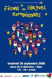 26 septembre 2008: Journée Européenne des Langues