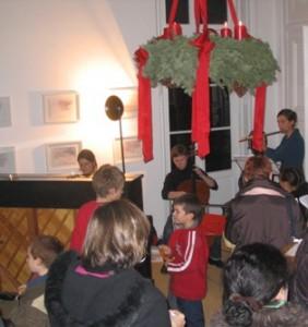 12 décembre 2008: Fêtons Noël à la Maison de Rhénanie-Palatinat