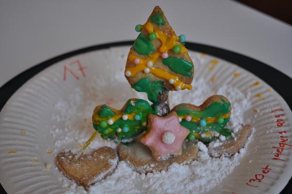Résultats du concours des plus beaux «Plätzchen» (petits gâteaux de Noël) 2016